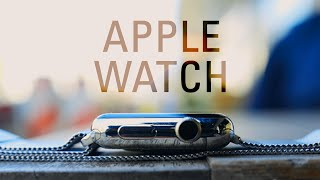 Обзор Apple Watch