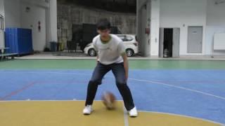 路德會協同中學-籃球教學(運球-V型運球)