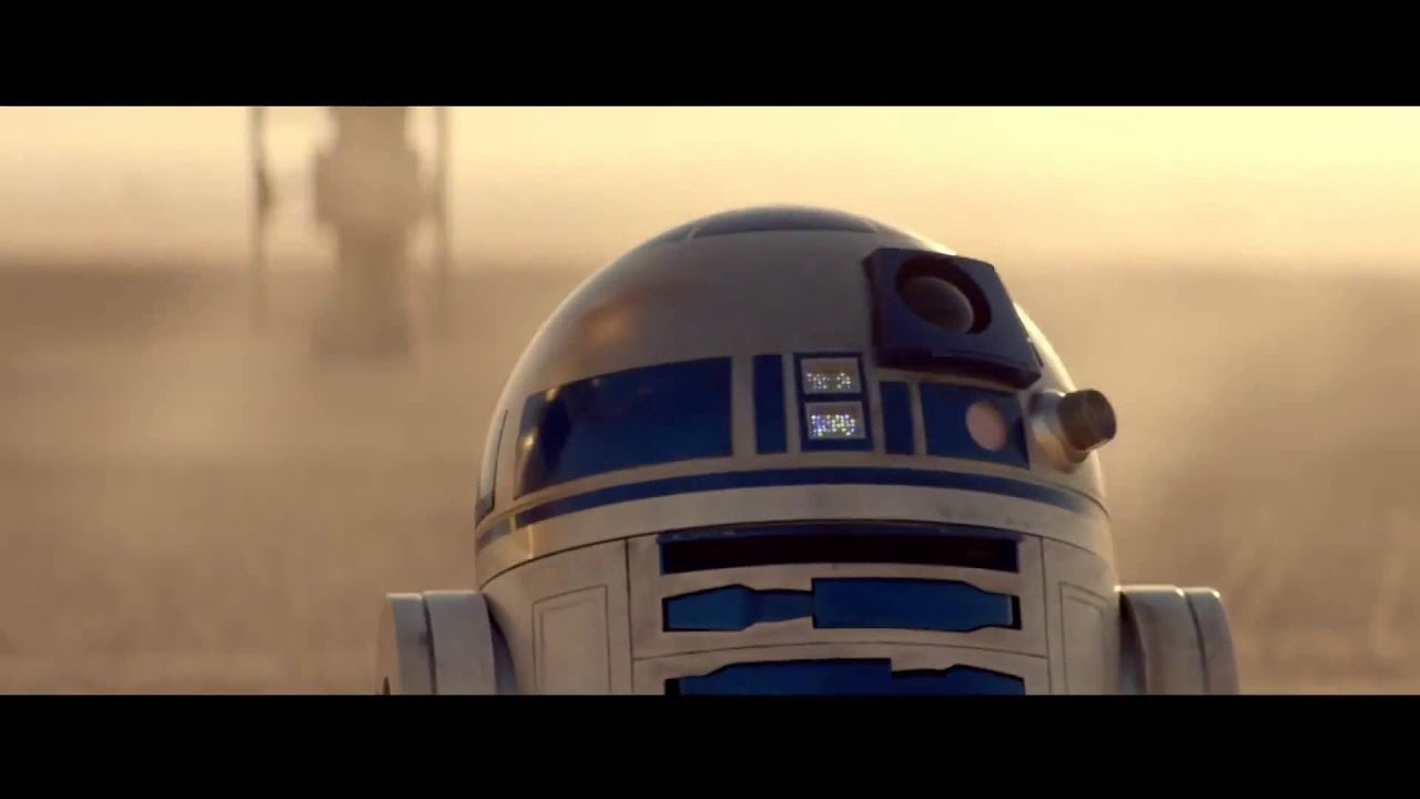 who played r2d2 in the force awakens