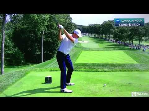 Jordan Spieth Golf Swing - Driver DTL