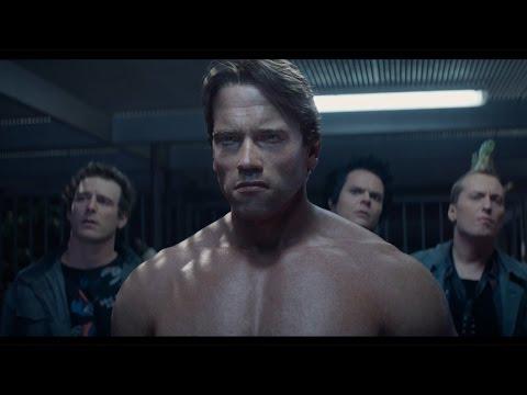 新旧シュワちゃん夢の対決!?映画「ターミネーター:新起動/ジェニシス」特別映像 #Terminator Genisys #movie