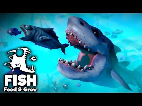 PIRANHAS ARE JERKS! - FEED AND GROW: FISH with Vikkstar