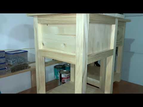 5 Crucial Tips   Ana White Mini Farmhouse Bedside Table Plans