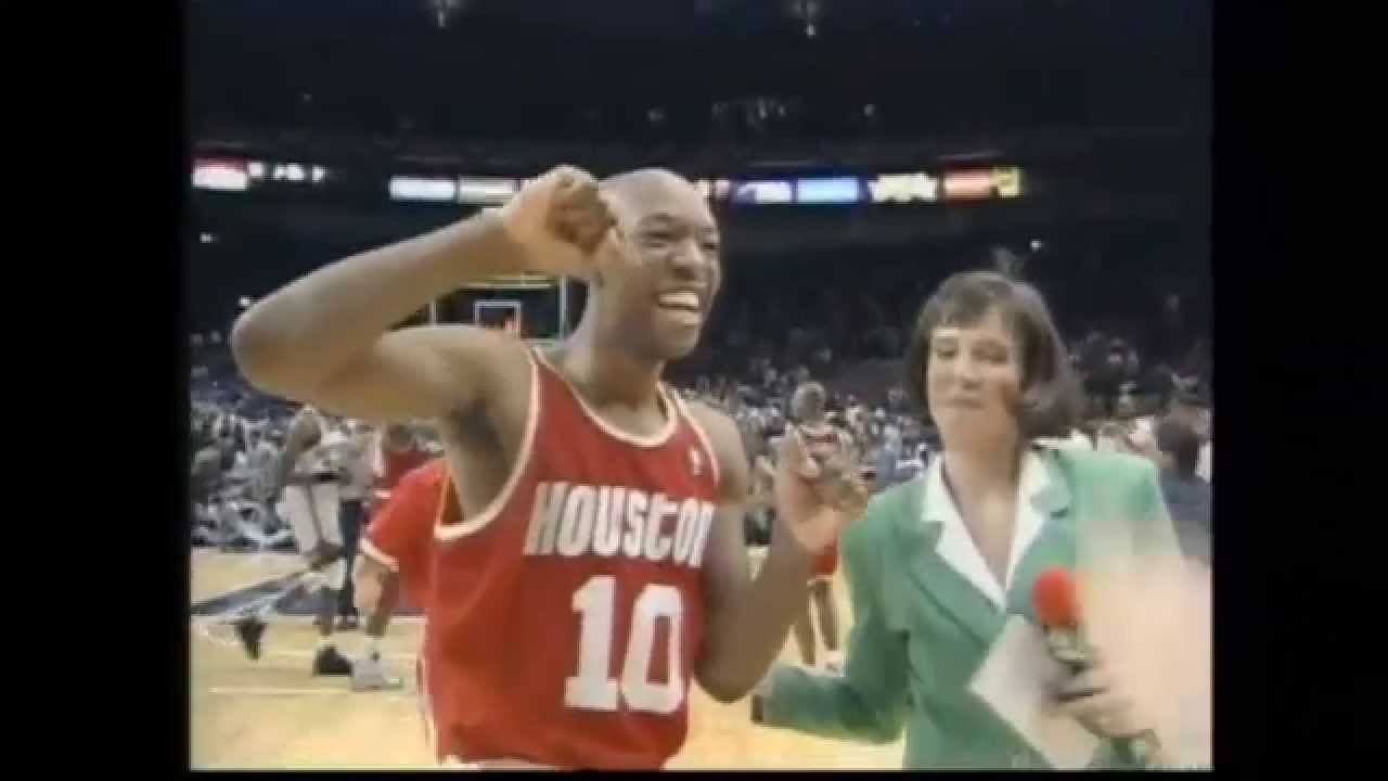 Greatest Moments in NBA History Sam Cassell Game Winner 1994 NBA