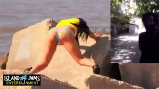 girl dancing to gully bop song wuk off a we