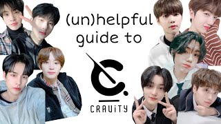 A (Un)Helpful Guide to: CRAViTY [part 1]