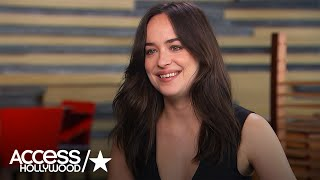 'Fifty Shades Darker': Dakota Johnson Reacts To How Buff Jamie Dornan Got For The Film