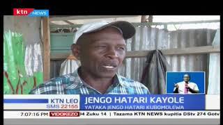Ujenzi wa jumba la orofa sita Kayole wasitishwa kwa kukiuka kanuni za ujenzi ila mmiliki amepuuza