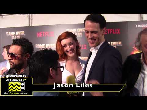 Jason Liles talks his height and what he's watching on Netflix.