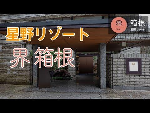 【宿泊レポート】星野リゾート温泉旅館「界 箱根」(前編)