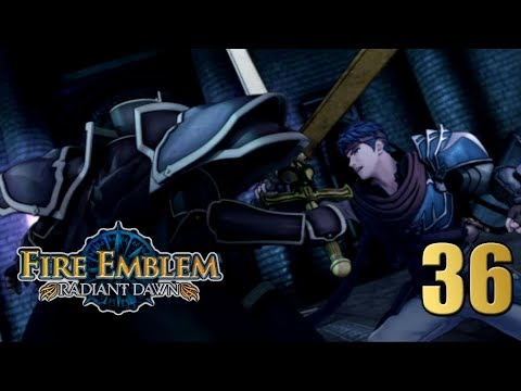One Will Fall - [Hard] Fire Emblem: Radiant Dawn - 36