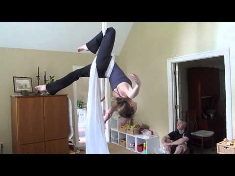Aerial Silks Youtube