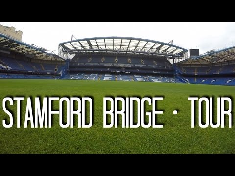 GringOL - Stamford Bridge - Tour