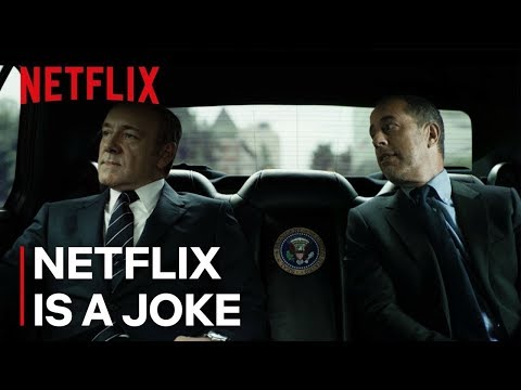 Seinfeld Meets Underwood | Netflix Is A Joke | Netflix