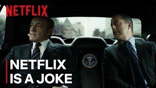 Seinfeld Meets Underwood | Netflix Is A Joke | Netflix