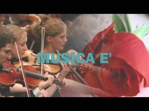 Eros Ramazzotti & London Session Orchestra - Musica è (con testo) versione sinfonica