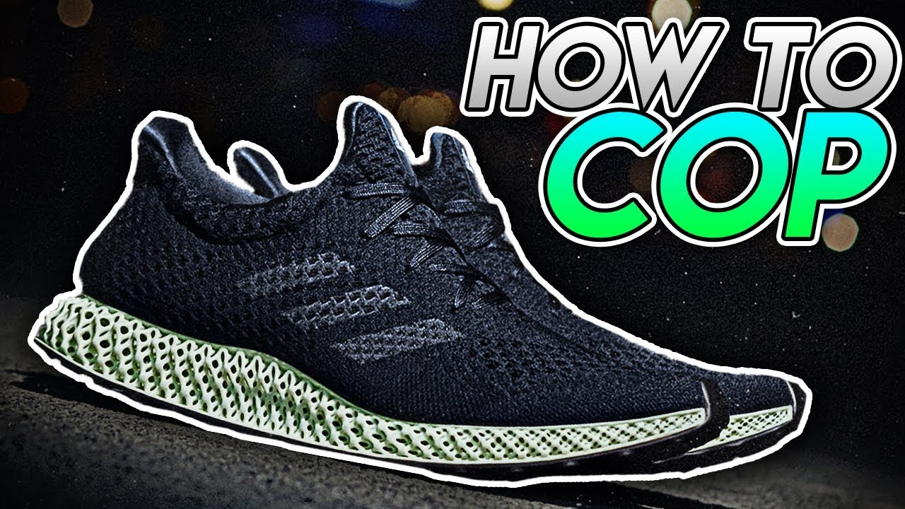150583711781  IT S OFFICIAL  How To Cop Adidas Future Craft 4D For RETAIL! ( RELEASE  INFORMATION! )