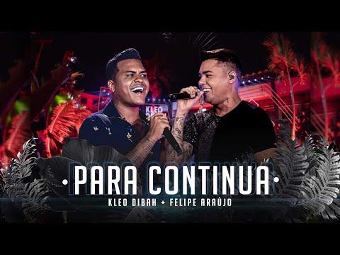 Kleo Dibah ft Felipe Araujo