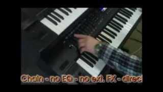 KURZWEIL PC3  - my new KB3 program: Real B3