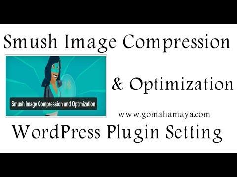 Smush Image Compression and Optimization WordPress