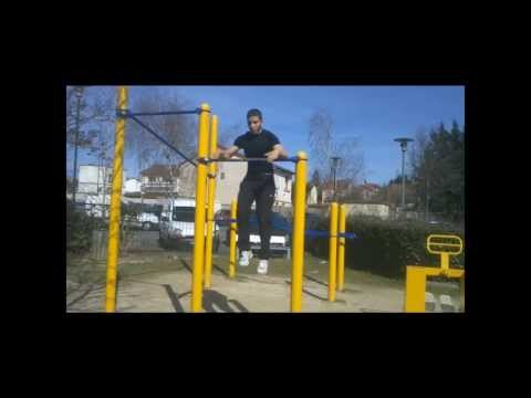 Street Workout France mehdi and Bilal