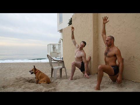 Hip Flexor & Quadriceps Stretch Tutorial ft. Antranik