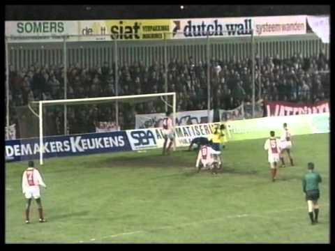 RKC - Ajax 1-1   Seizoen 1994 -1995   Eredivisie   Video   Studio Sport