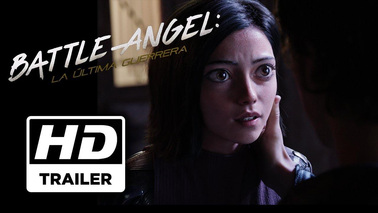 alita battle angel pelicula completa en español online