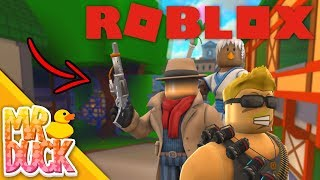 Roblox Q-CLASH - OVERWATCH IN ROBLOX?!