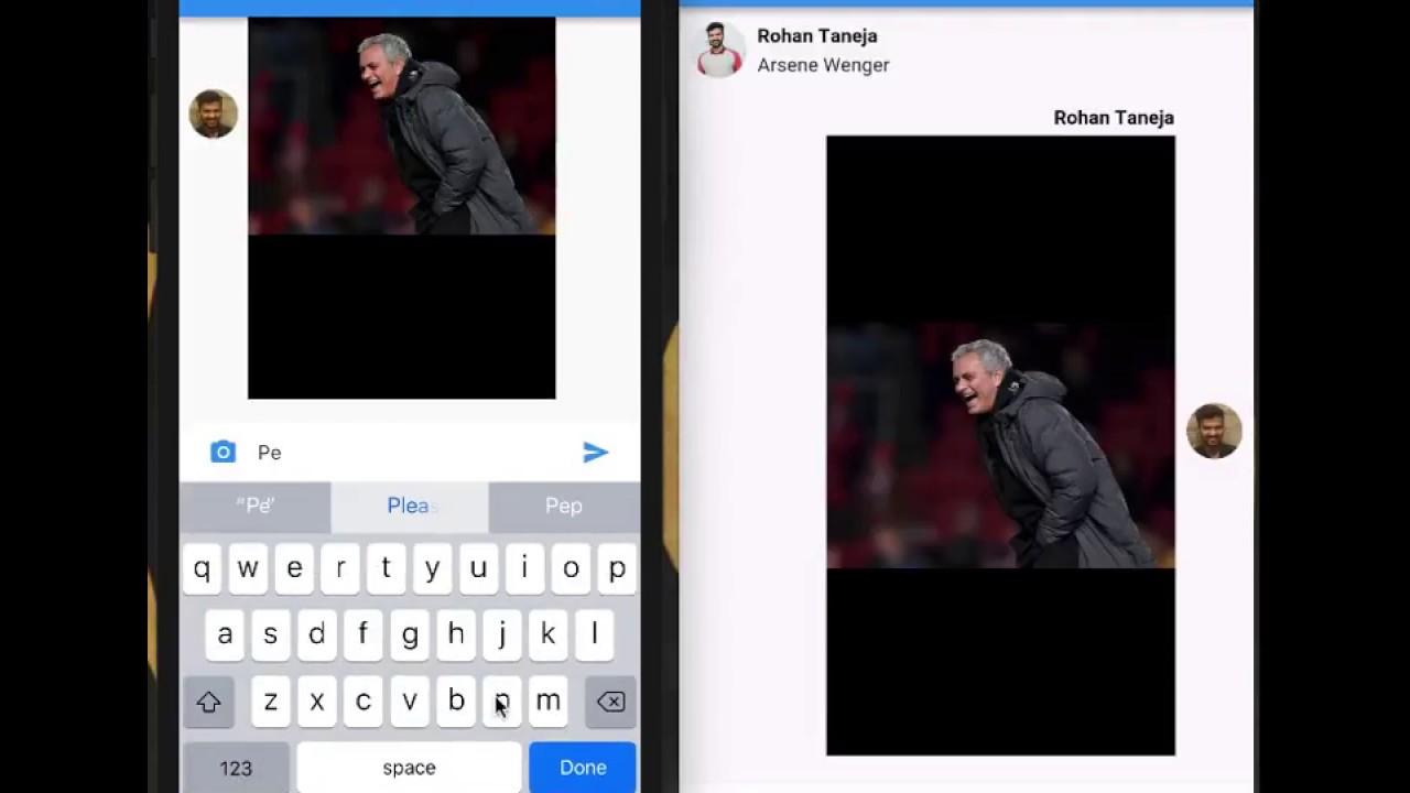 Flutter Chat App