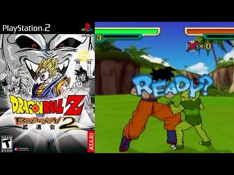 Dragon Ball Z: Budokai 2 [21] PS2 Longplay