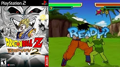 Dragon Ball Z: Budokai 2 [21] PS2 Longplay