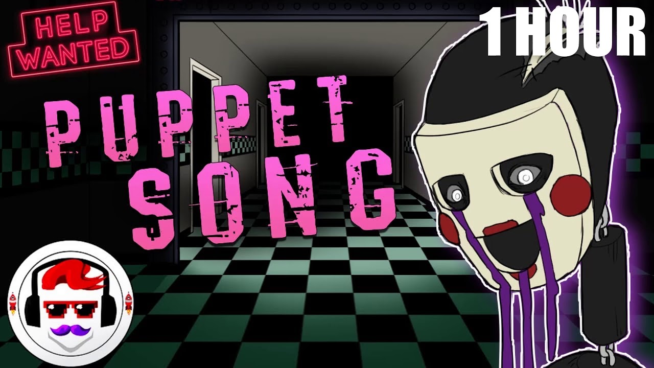 """FNAF VR Help Wanted PUPPET RAP SONG """"Kill Tonight"""" by Rockit Gaming"""