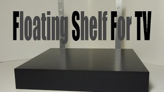 Floating Shelf For Tv