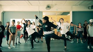 Im Better by Missy Elliott - @TexasWest_ Choreography // Dance Container Cancun