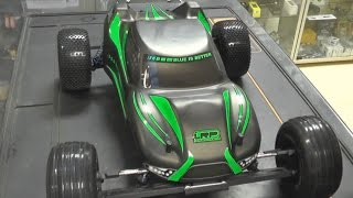 RCing Around- LRP Twister 2 Extreme 100- A TWISTER WITH A ROCKET UP IT'S ARSE!! Unboxing/thoughts.