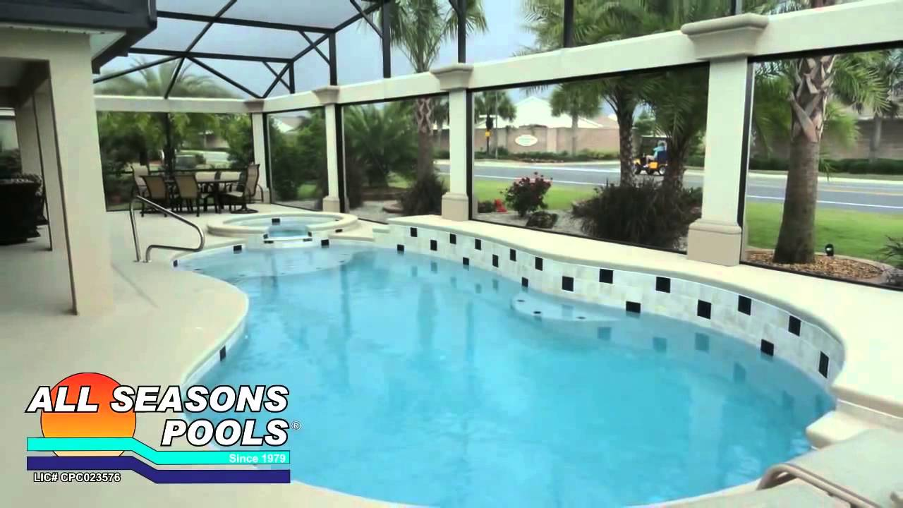 Best Pool Contractors Central Fl Trusted Pool Company In
