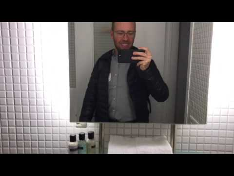 Cosmopolitan Hotel Toronto Room Review