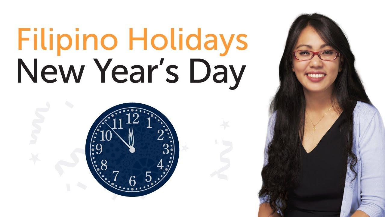 Изучаем филиппинские праздники - Новый год