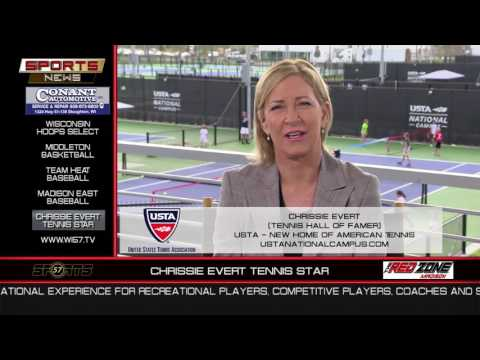 The Sports News | Chris Evert | Phone Interview | 1/15/17
