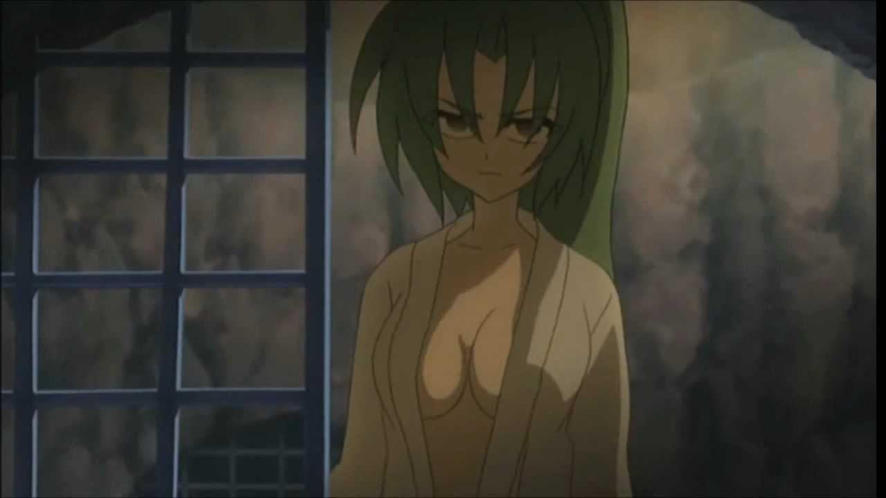 Resultado de imagen para higurashi no naku koro ni escenas gore