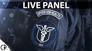 Operation Health - Rainbow Six Siege - Live Stream