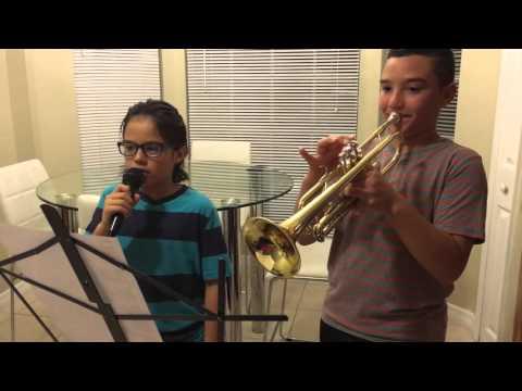 Uptown Funk Trumpet Solo