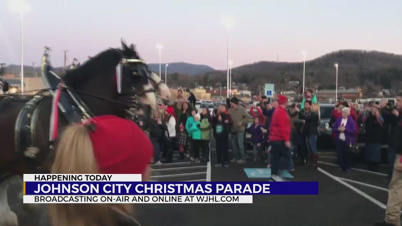 Johnson City Christmas Parade 2020 Johnson City Christmas parade to be broadcast live   YouTube