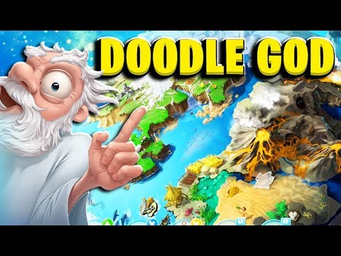 How In The World Do You Make This - DOODLE GOD #1 |
