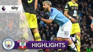 Man City dreht das Spiel spät | Manchester City - FC Southampton 2:1