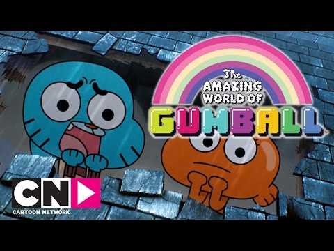 The Amazing World of Gumball | The Investigation | Cartoon Network