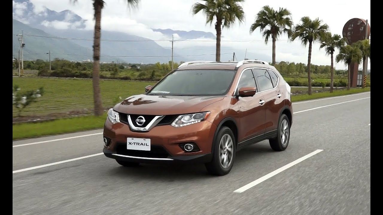 nissan x trail 2 5l 4wd suv auto online youtube. Black Bedroom Furniture Sets. Home Design Ideas