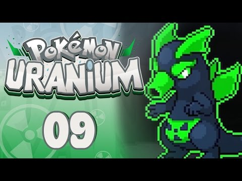 Pokemon Uranium Part 9 NUCLEAR POWER PLANT!  ( Pokemon Fan Game )Walkthrough Gameplay