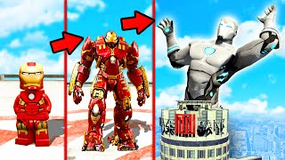 GTA 5 - IRON MAN zu IRON GOTT upgraden!!